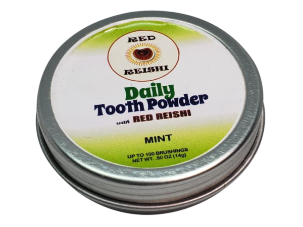 Daily Toothpowder .50