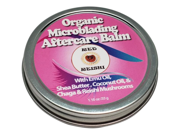 Organic Microblading Aftercare Balm 1.16oz
