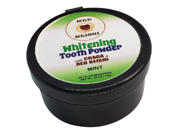 Whitening Travel Container