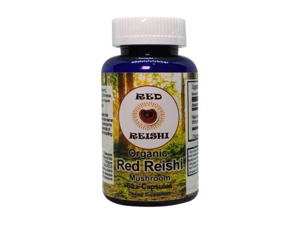 red reishi supplement