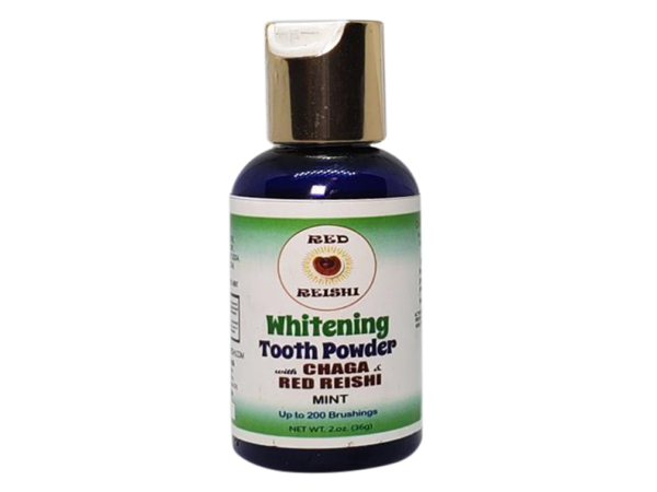 whitening 2oz bottle